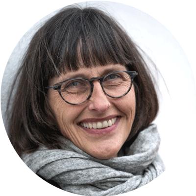 Familieterapeut Gerda Nielsen
