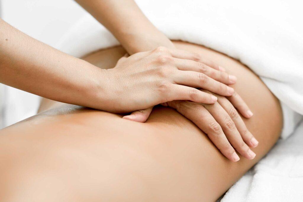 Kropsterapi er med til at frigøre spændinger og energier