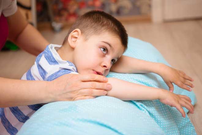 Familierådgivning for børn med medfødt handicap
