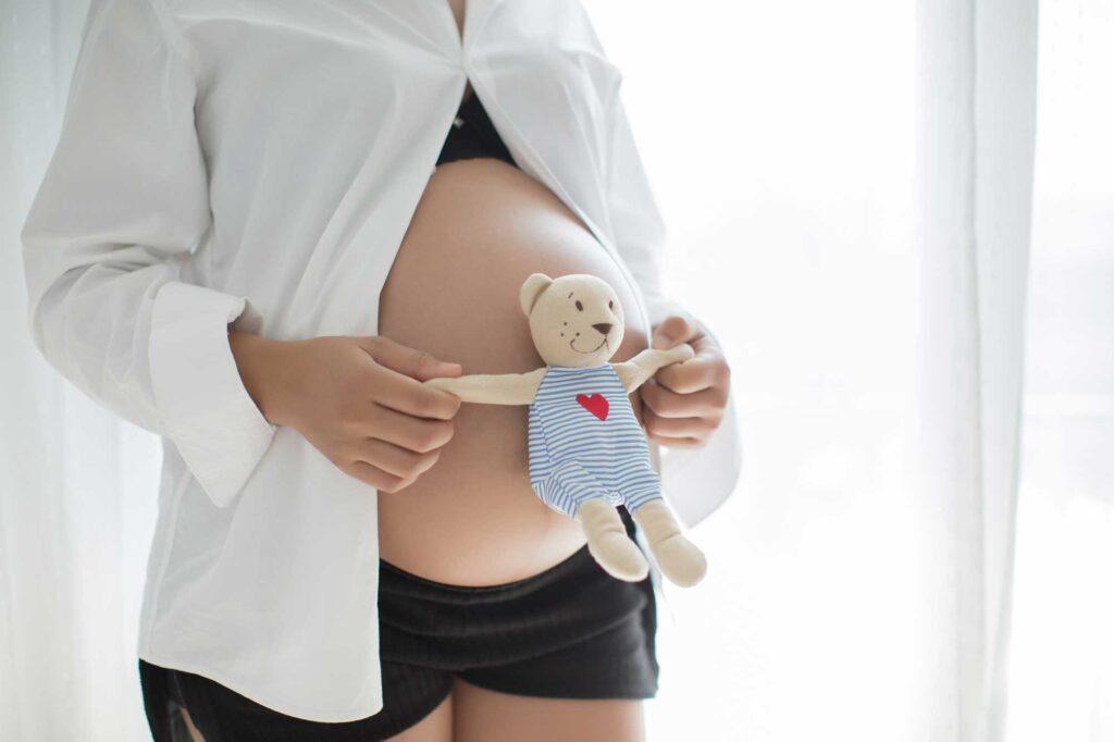 Kropsterapi for gravide
